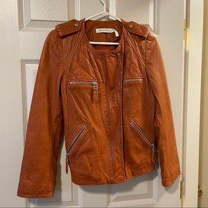 Isabel Marant leather jacket